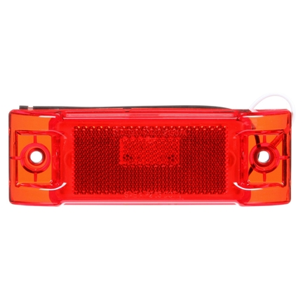 Truck Lite 2150 - Signal Stat, Led, Red Rectangular, 8 Diode, Marker