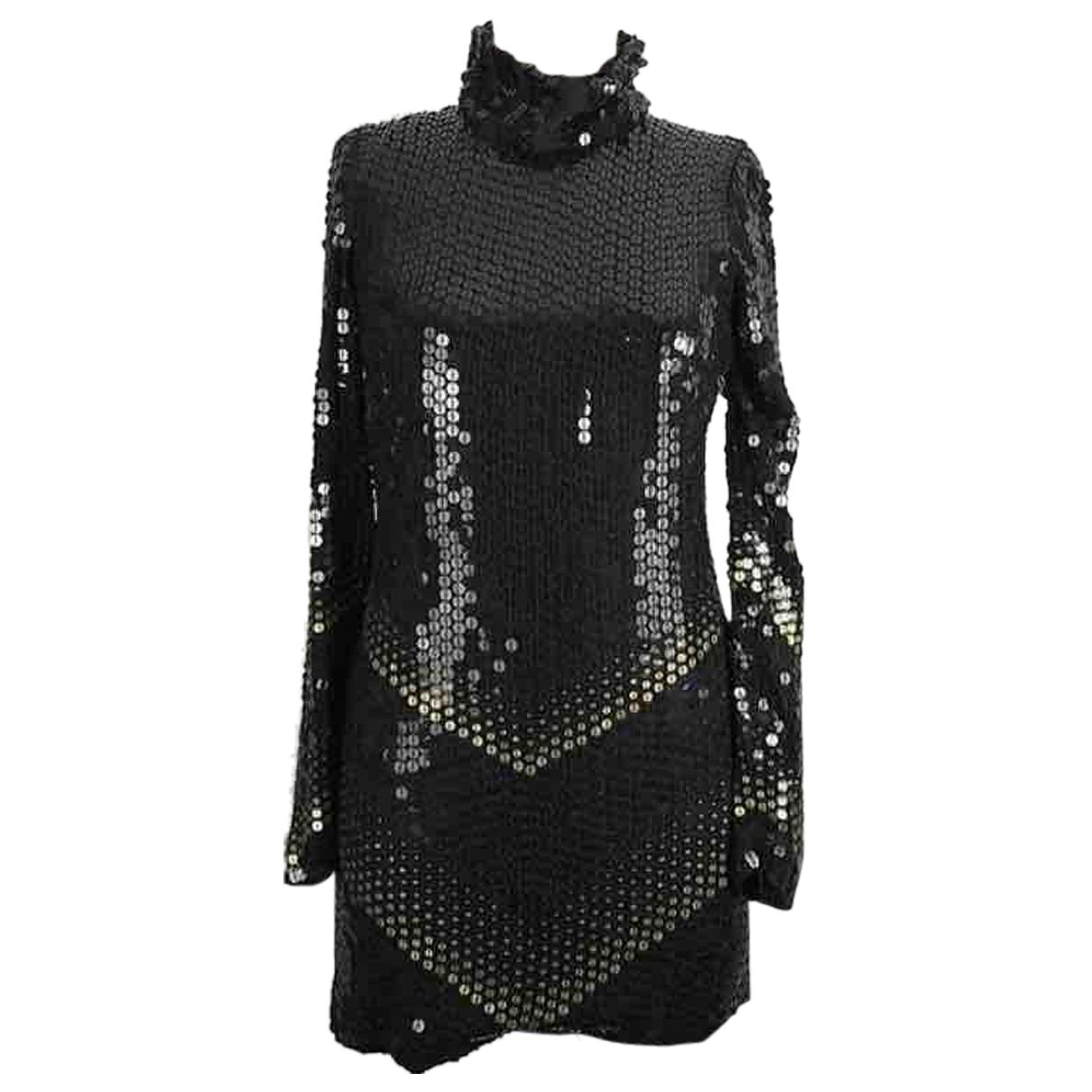 Gucci N Black Glitter dress for Women M International
