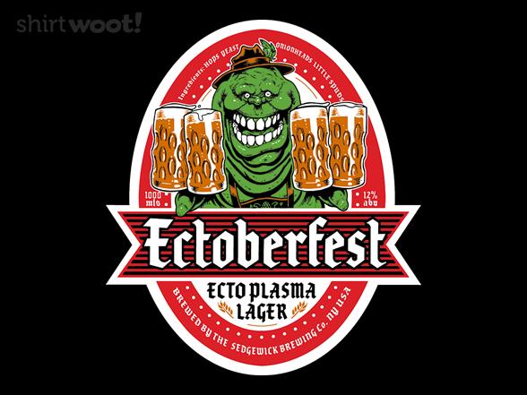 Ectoberfest T Shirt