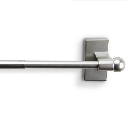 Rod Desyne Magnetic 1/2 IN Curtain Rod (28-48