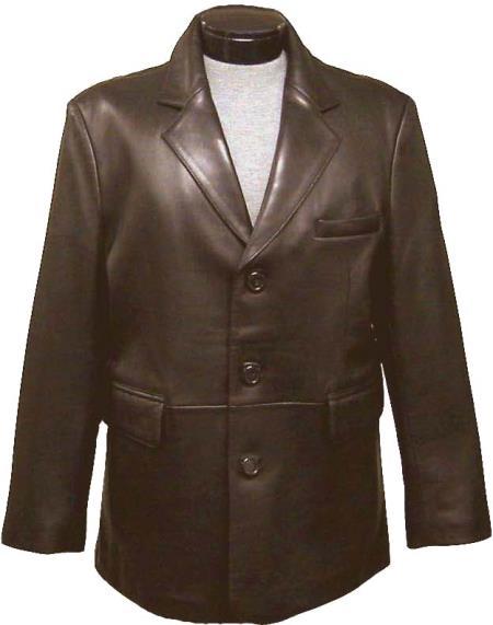 men's classic 3 buttons blazer  tanners avenue jacket