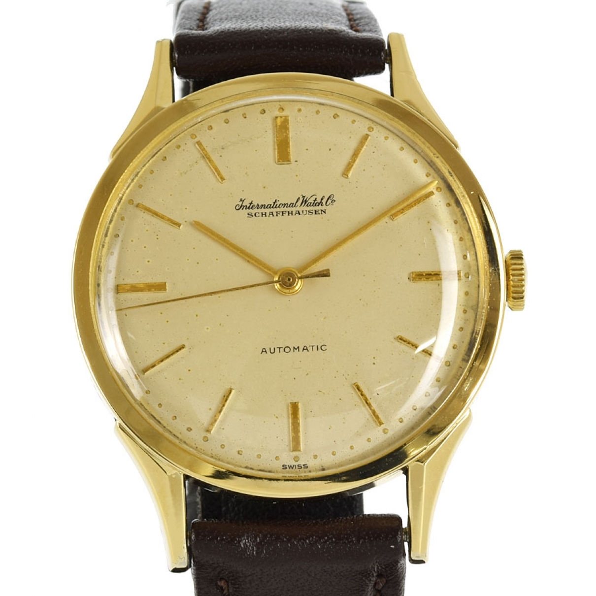 Relojes de Oro amarillo Iwc