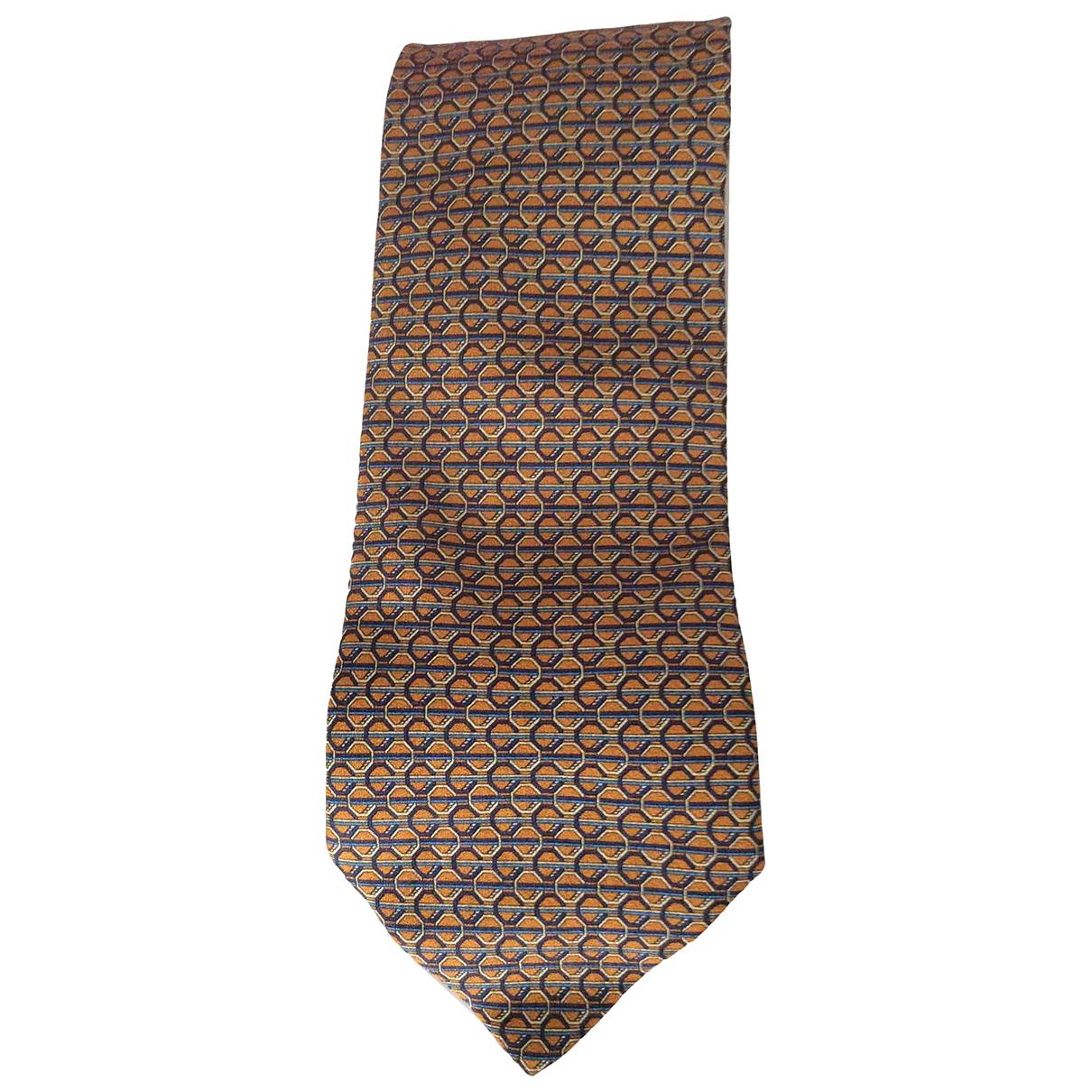 S.t. Dupont - Cravates   pour homme en soie - multicolore