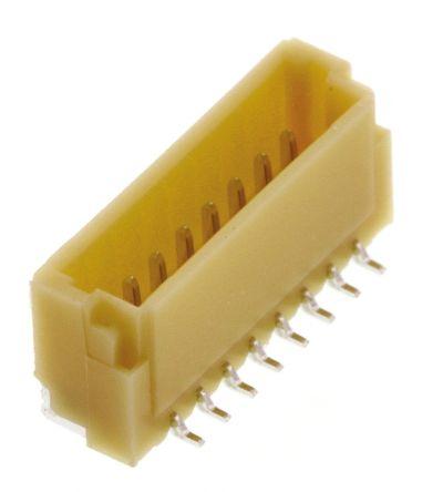 JST , SH, 8 Way, 1 Row, Straight PCB Header (10)