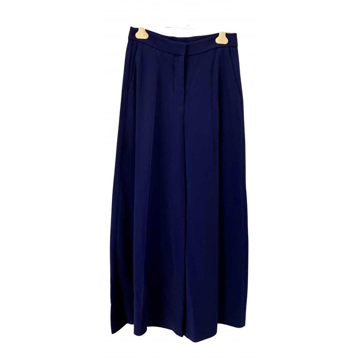 Stella Mccartney - Pantalon   pour femme - bleu