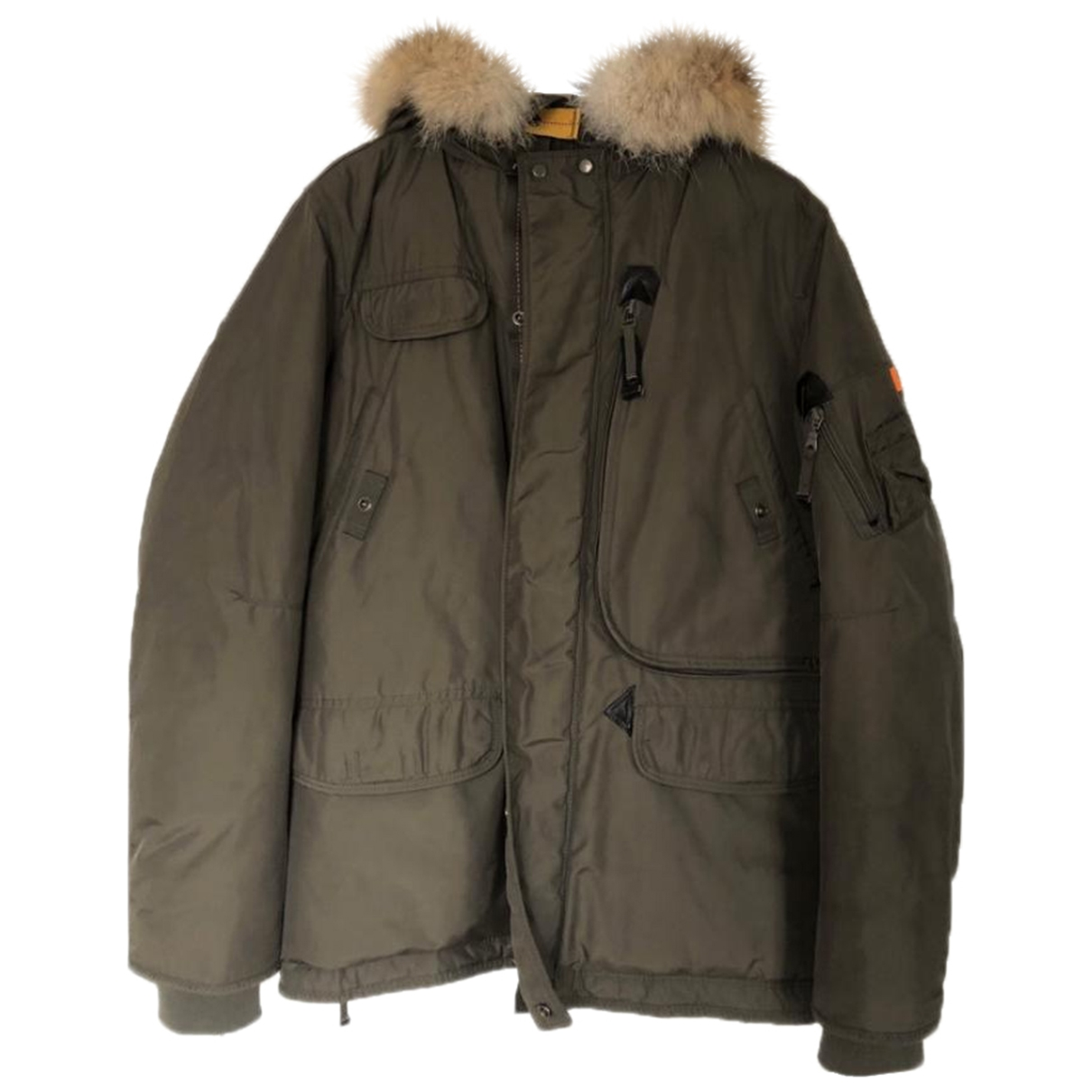 Parajumpers \N Khaki jacket & coat for Kids 14 years - S FR