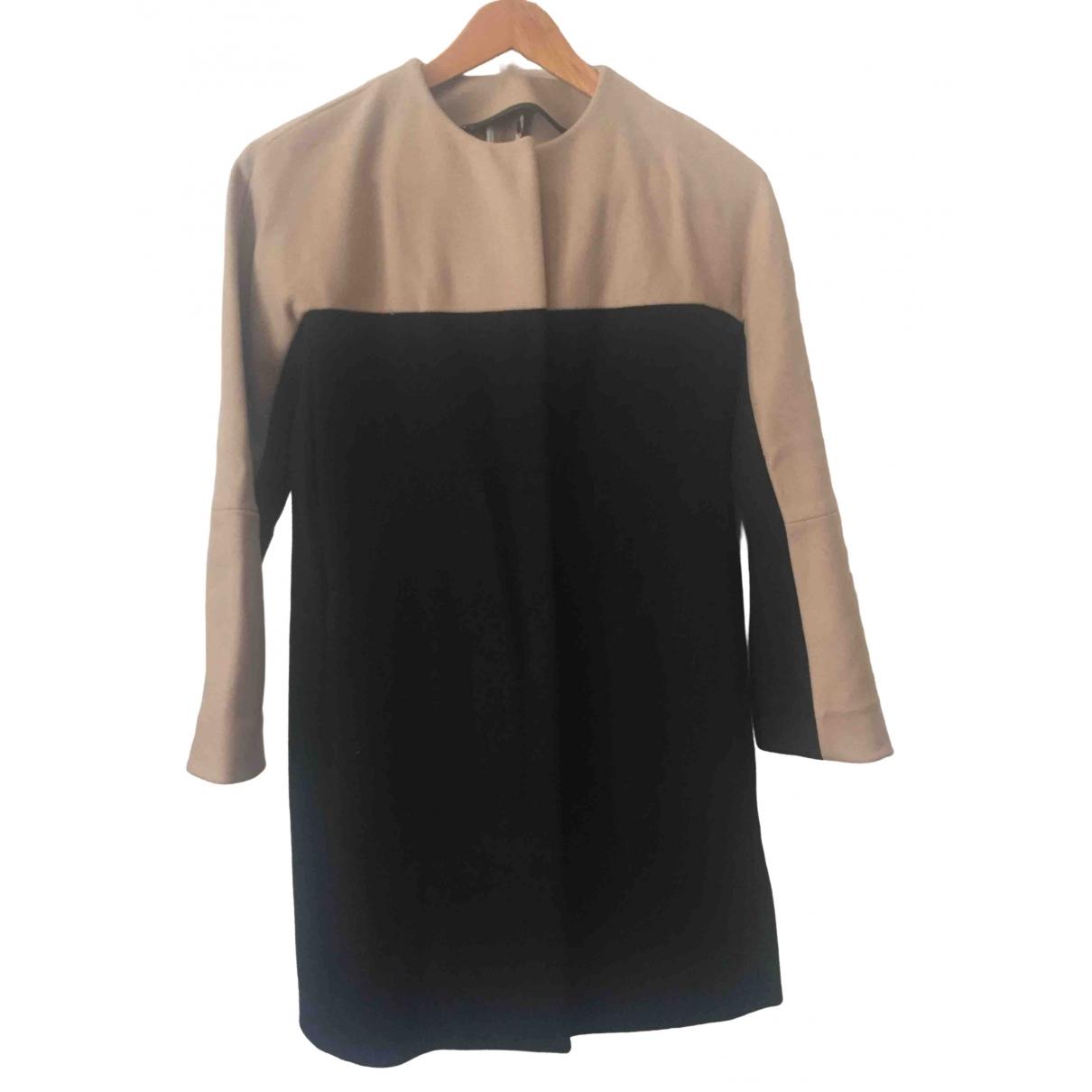 Etro - Manteau   pour femme en laine - noir