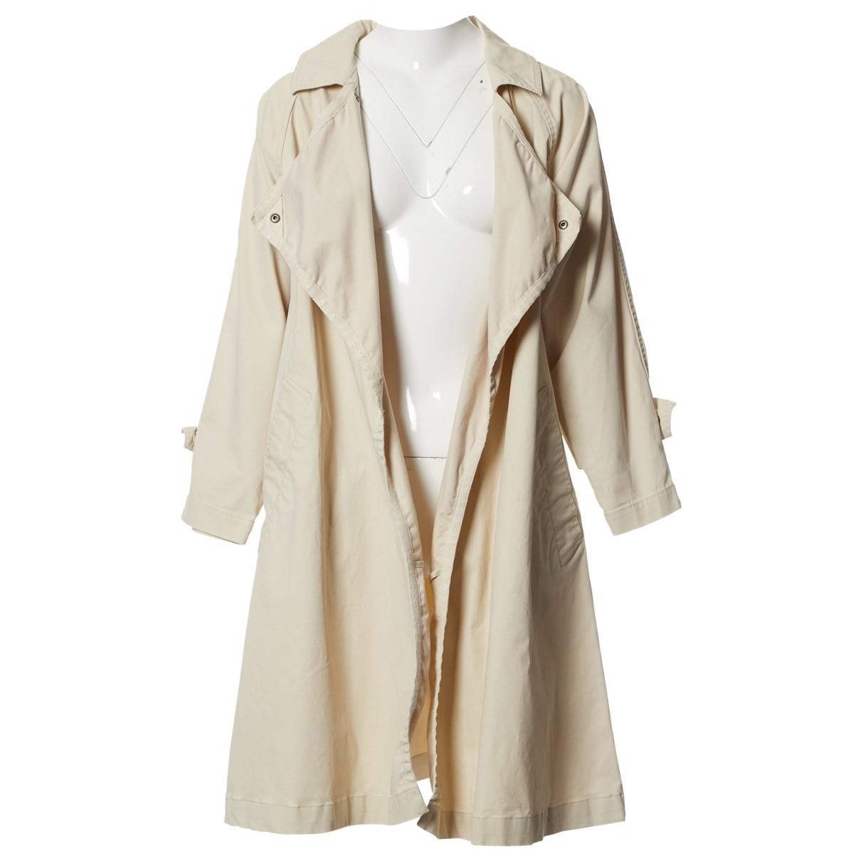 Isabel Marant - Trench   pour femme en coton - beige