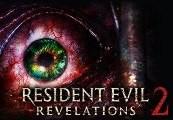 Resident Evil Revelations 2 Complete Season EMEA Steam CD Key