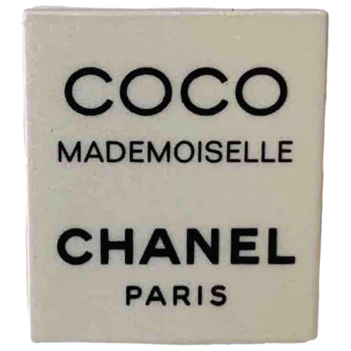 Chanel - Broche   pour femme en autre - blanc