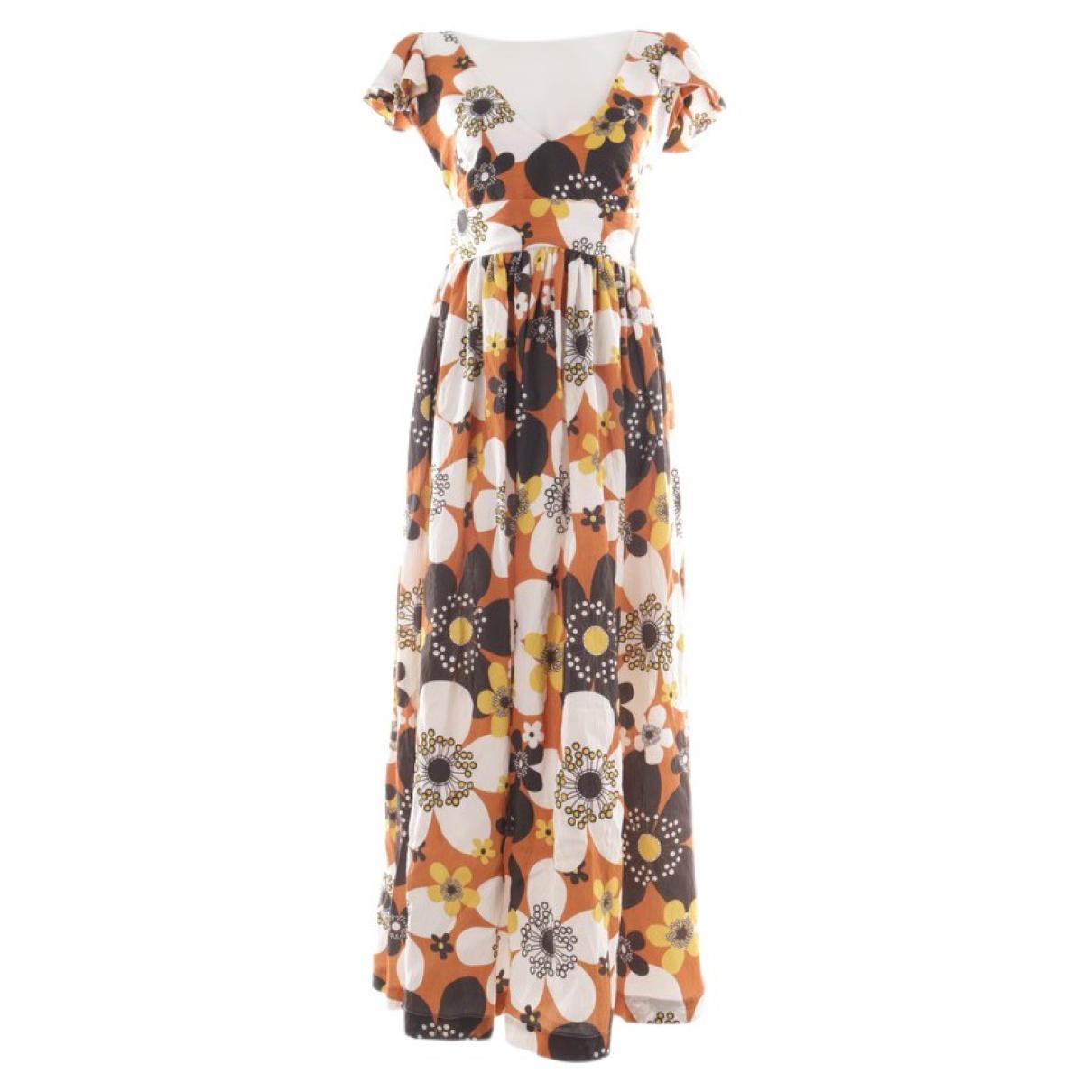 Dodo Bar Or \N Kleid in  Bunt Baumwolle