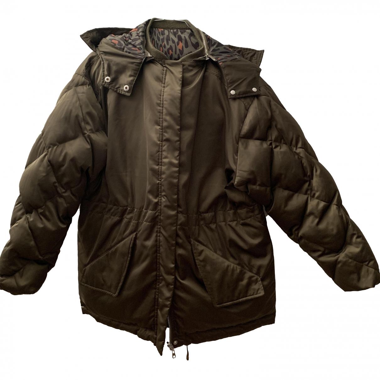 Sandro \N Khaki coat for Women 38 FR