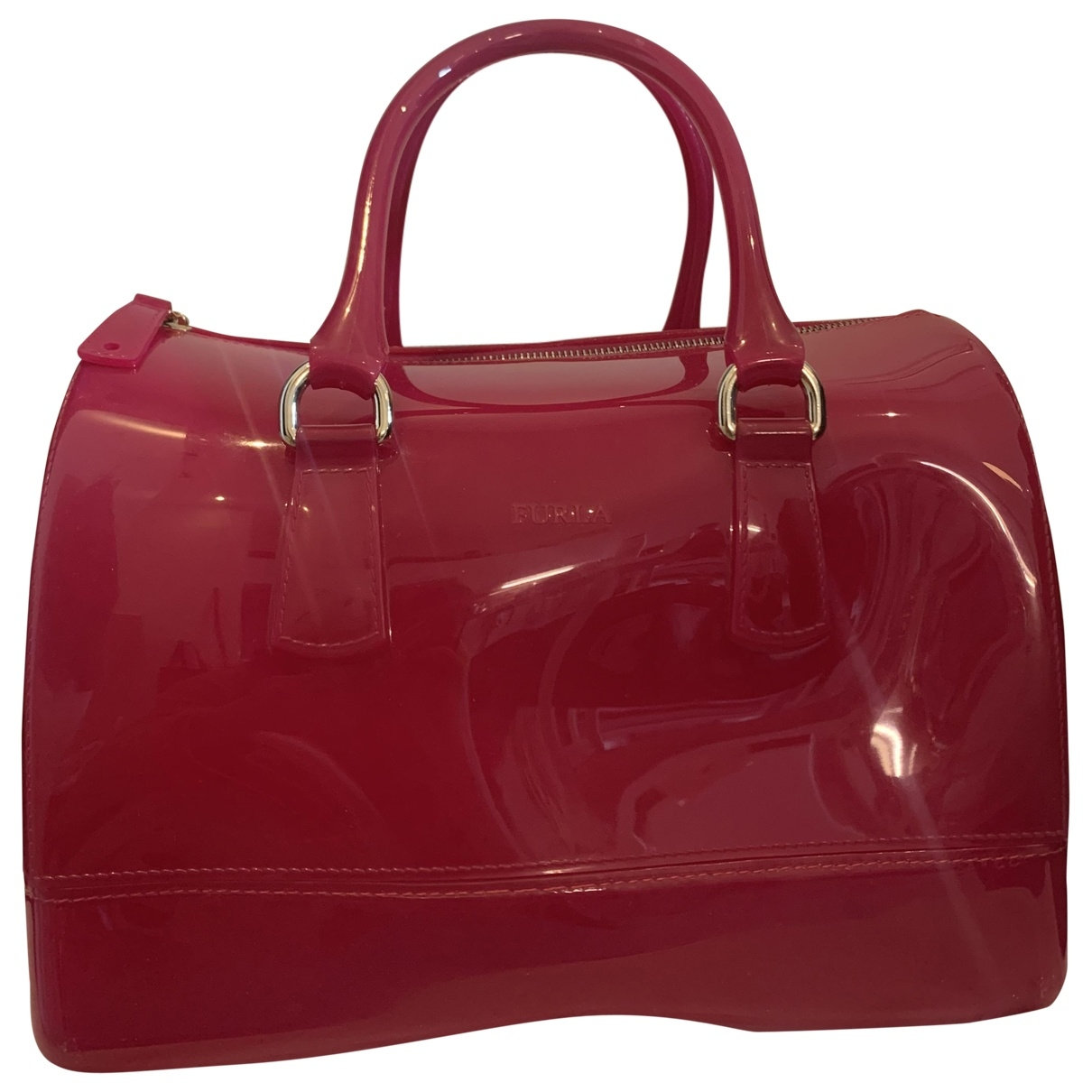 Furla - Sac a main Candy Bag pour femme - rose