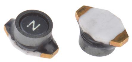 Wurth Elektronik Wurth, WE-PD3 Shielded Wire-wound SMD Inductor with a Ferrite Core, 68 μH ±20% 400mA Idc (5)