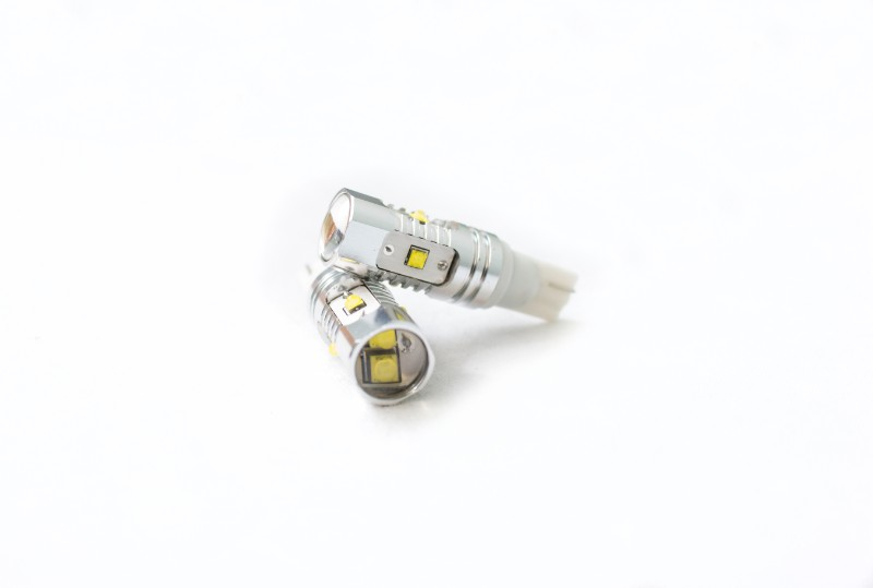 Race Sport Lighting RST10HPW BLAST Series T10 Hi Power CREE White Auto LED Replacement Bulb