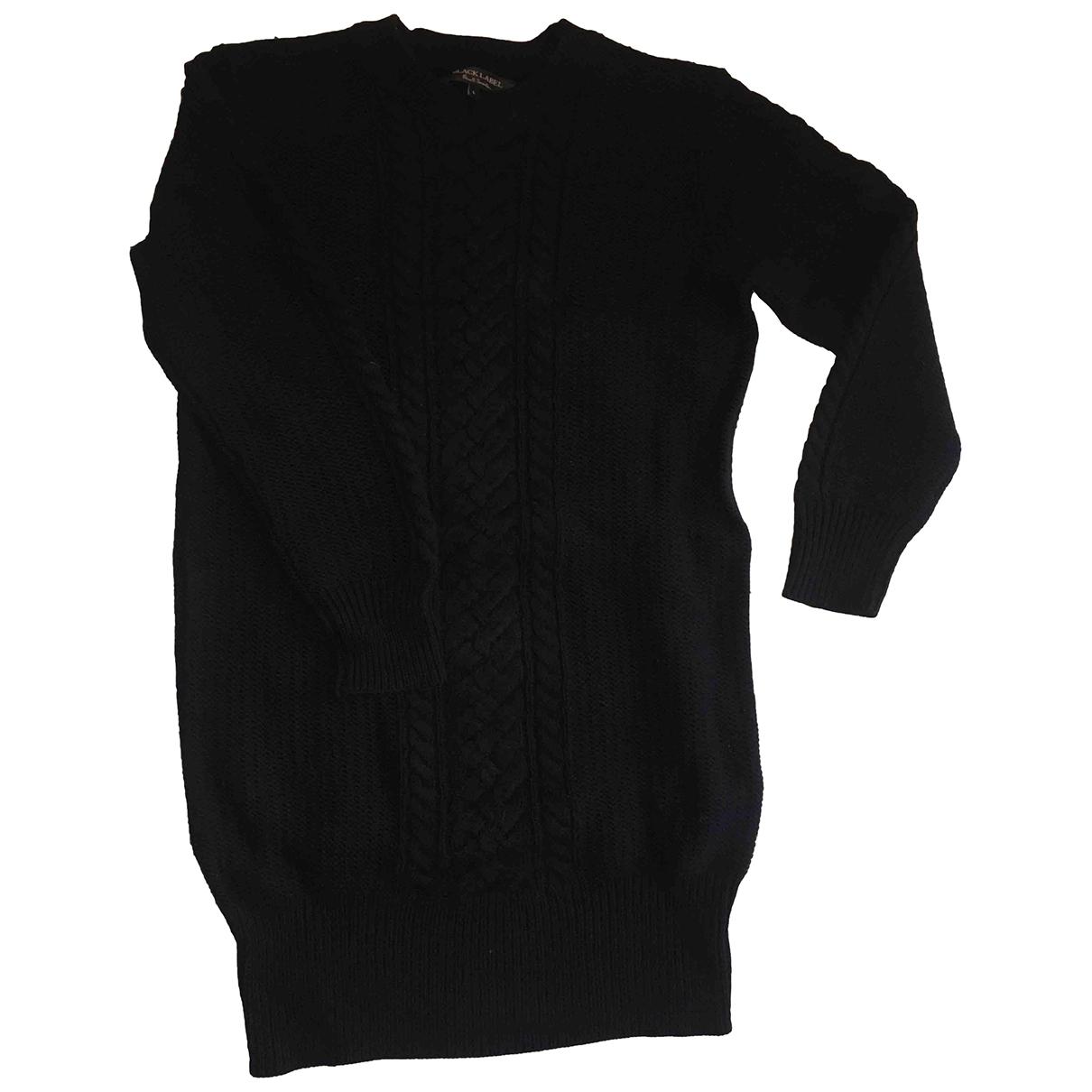Paul Smith \N Black Wool Knitwear for Women 6 UK