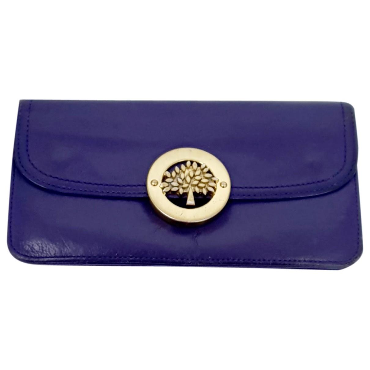 Mulberry - Portefeuille   pour femme en cuir