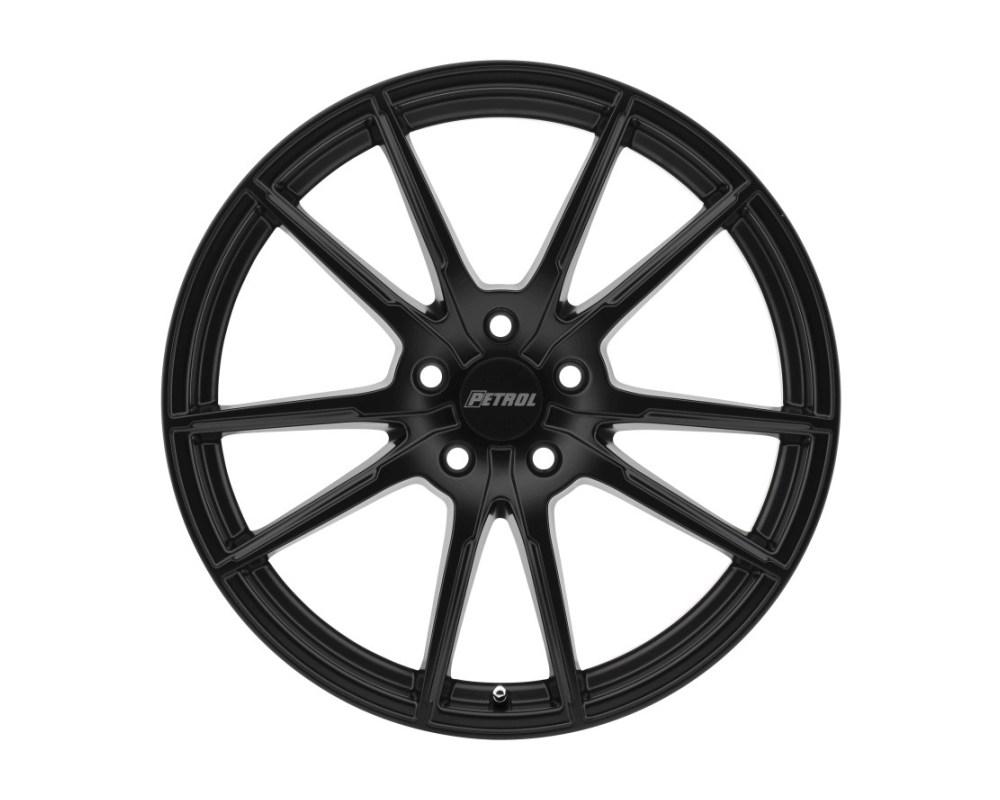 Petrol 1780P0A405114M76 P0A Wheel 17x8 5x114.30 40mm Matte Black