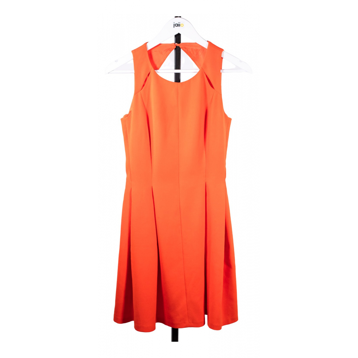 Comptoir Des Cotonniers N Orange dress for Women 36 FR