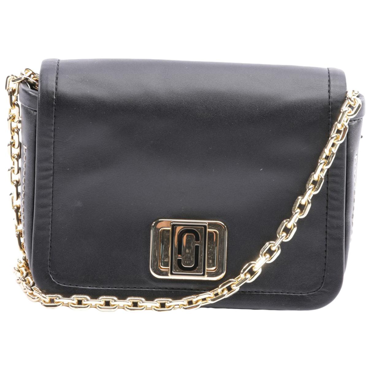 Marc Jacobs N Black Leather Clutch bag for Women N
