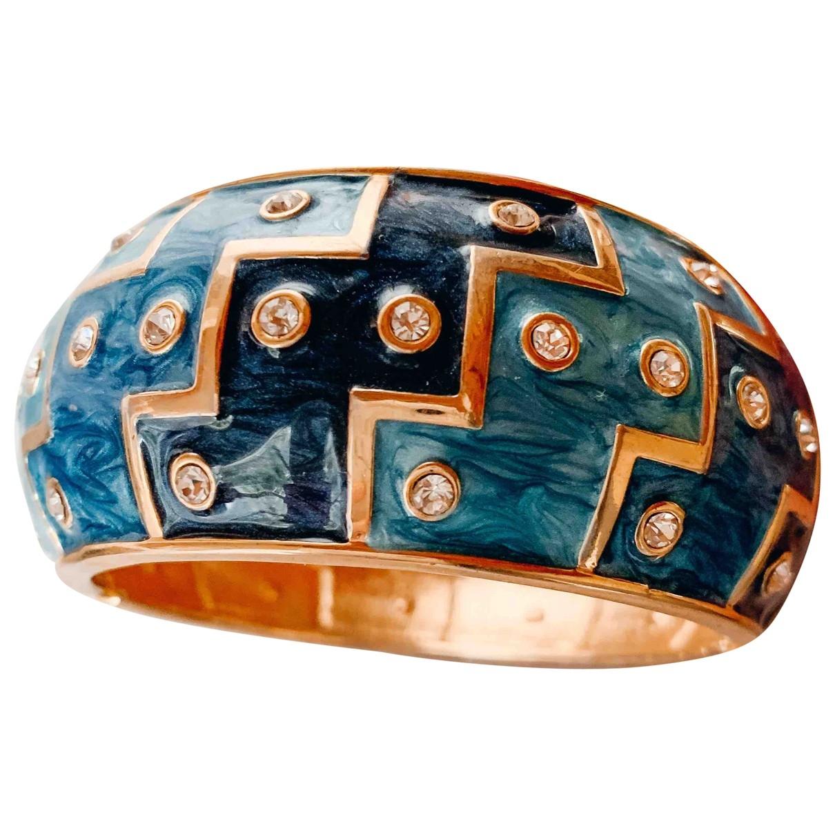 Non Signé / Unsigned \N Multicolour Metal bracelet for Women \N