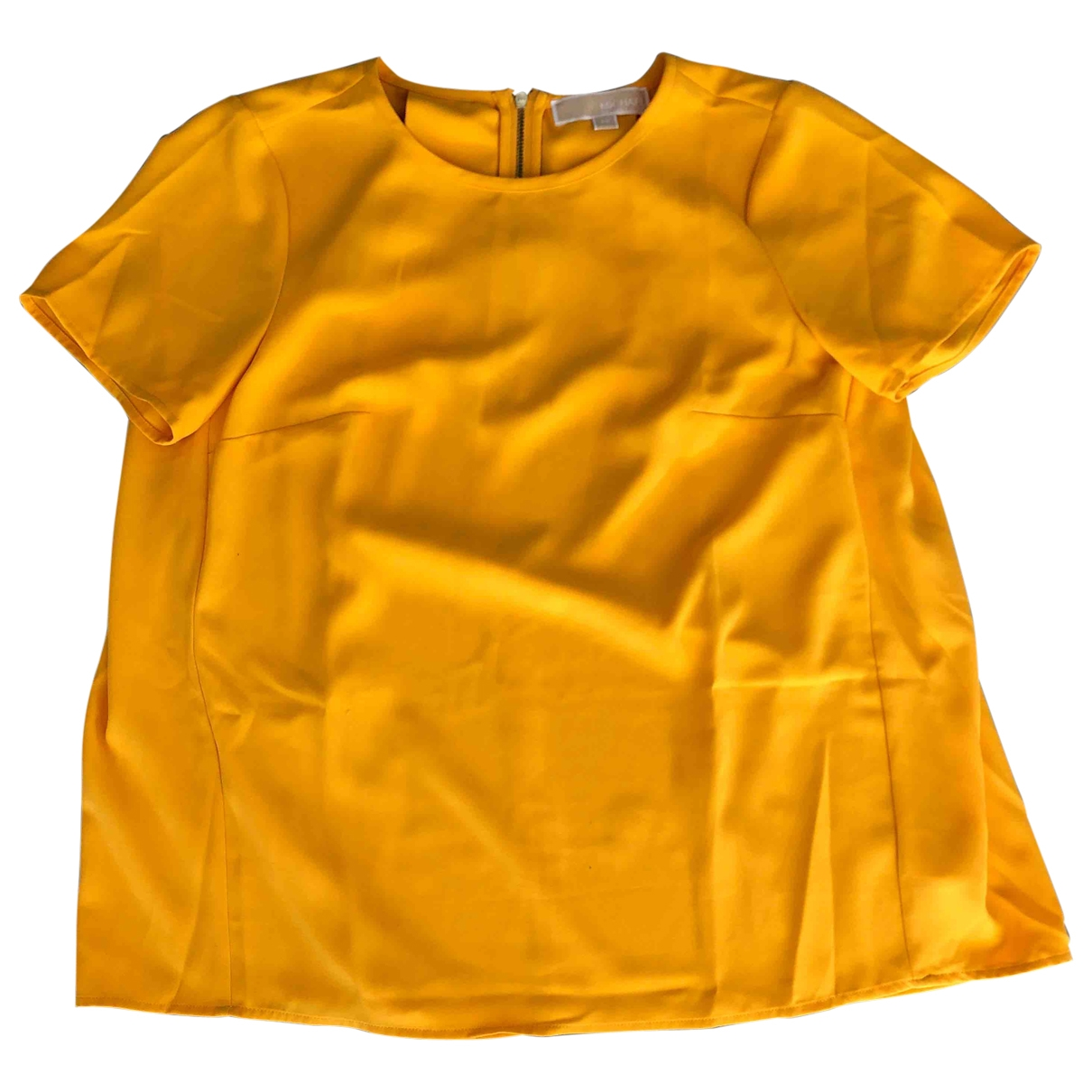 Michael Kors \N Yellow  top for Women XS International