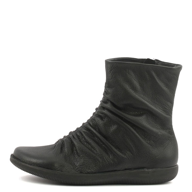 Loints of Holland, 68253 Natural Women's Bootees, black Größe 36