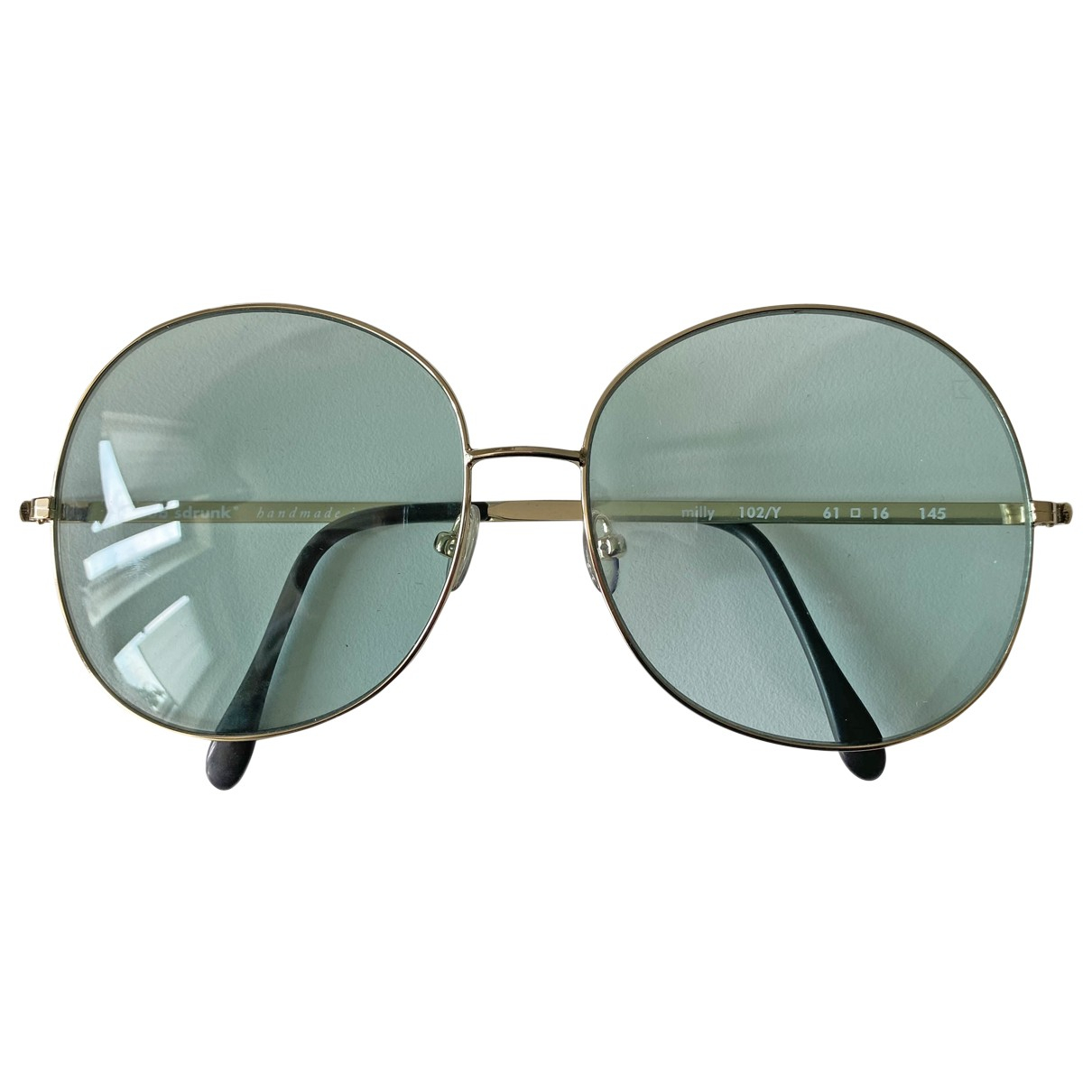 Gafas oversize Bob Sdrunk