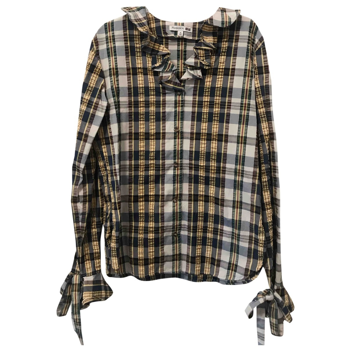 Uniqlo \N Top in  Bunt Polyester