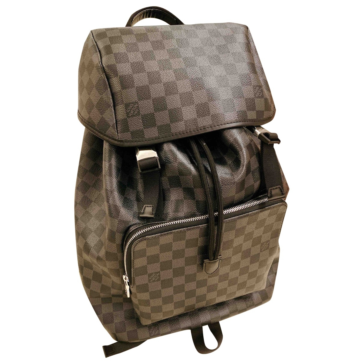 Louis Vuitton Zack Anthracite Cloth bag for Men \N