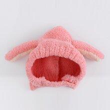 Baby Einfarbiger warmer Hut