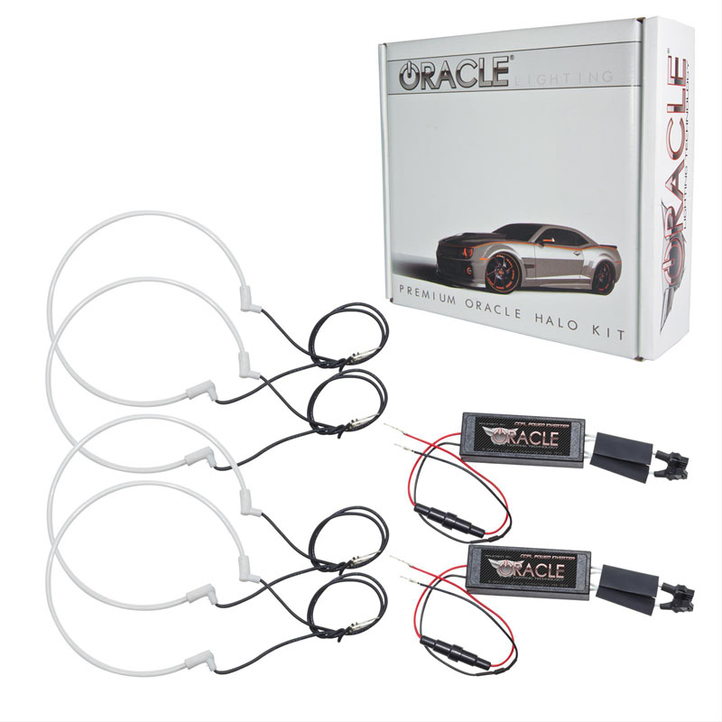 Oracle Lighting 2387-038 Chevrolet Camaro Non-RS 2014-2015 ORACLE CCFL Dual Halo Kit Round Style