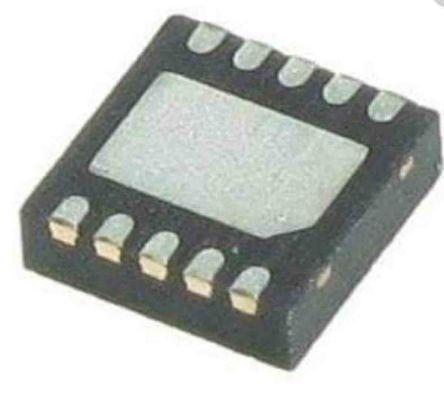 Renesas Electronics ISL80111IRAJZ, Dual LDO Voltage Regulator, 3A Adjustable, 0.8 → 3.3 V, `±1.6% 10-Pin (100)