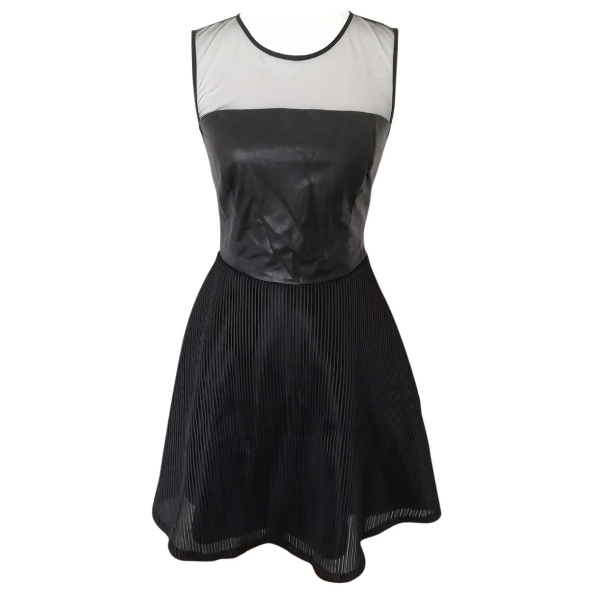 Liu.jo \N Kleid in  Schwarz Polyester