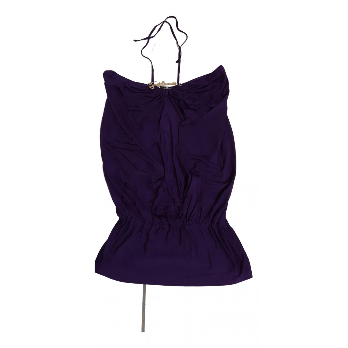 Just Cavalli \N Purple Swimwear for Women 44 IT