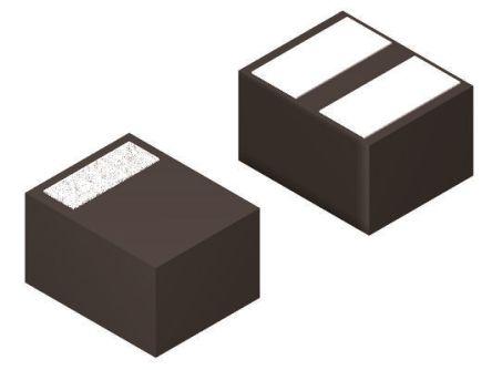 Infineon 30V 1A, Schottky Diode, 2-Pin TSLP BAS3010S02LRHE6327XTSA1 (50)