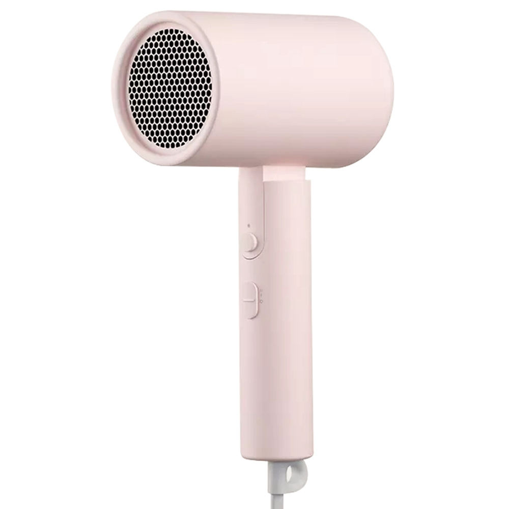 Xiaomi Mijia 1600W Negative Ion Hair Dryer Foldable Portable Noise Reducing For Travel Home - Pink