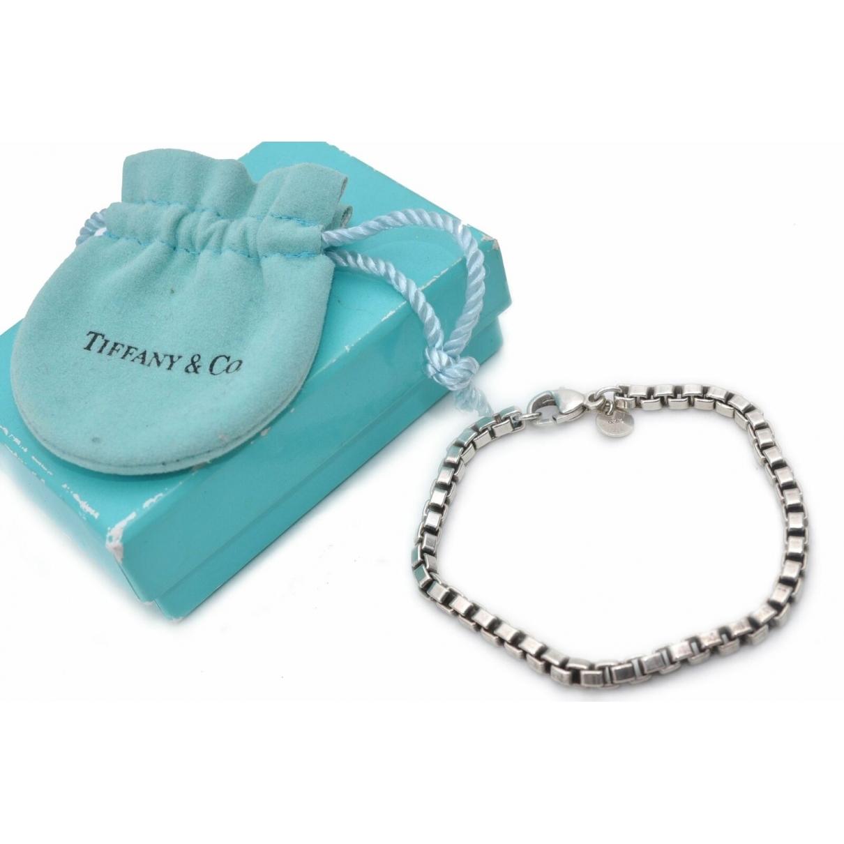 Tiffany & Co \N Silver Silver bracelet for Women \N