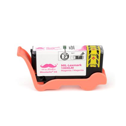 Lexmark 100XL 14N1070 14N1055 cartouche d'encre compatible magenta haute capacité