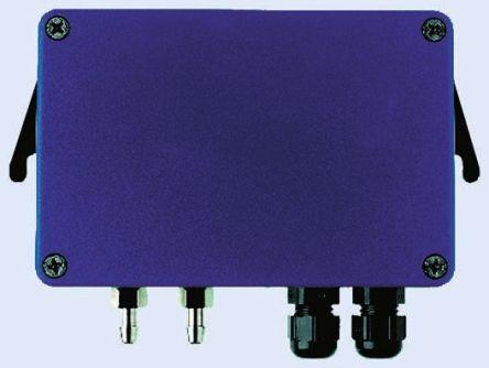 Jumo Pressure Sensor for Non-Aggressive Gas , 0.1bar Max Pressure Reading Analogue