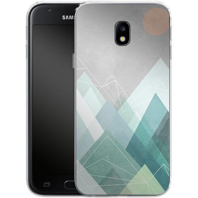 Samsung Galaxy J3 (2017) Silikon Handyhuelle - Graphic 107 X von Mareike Bohmer