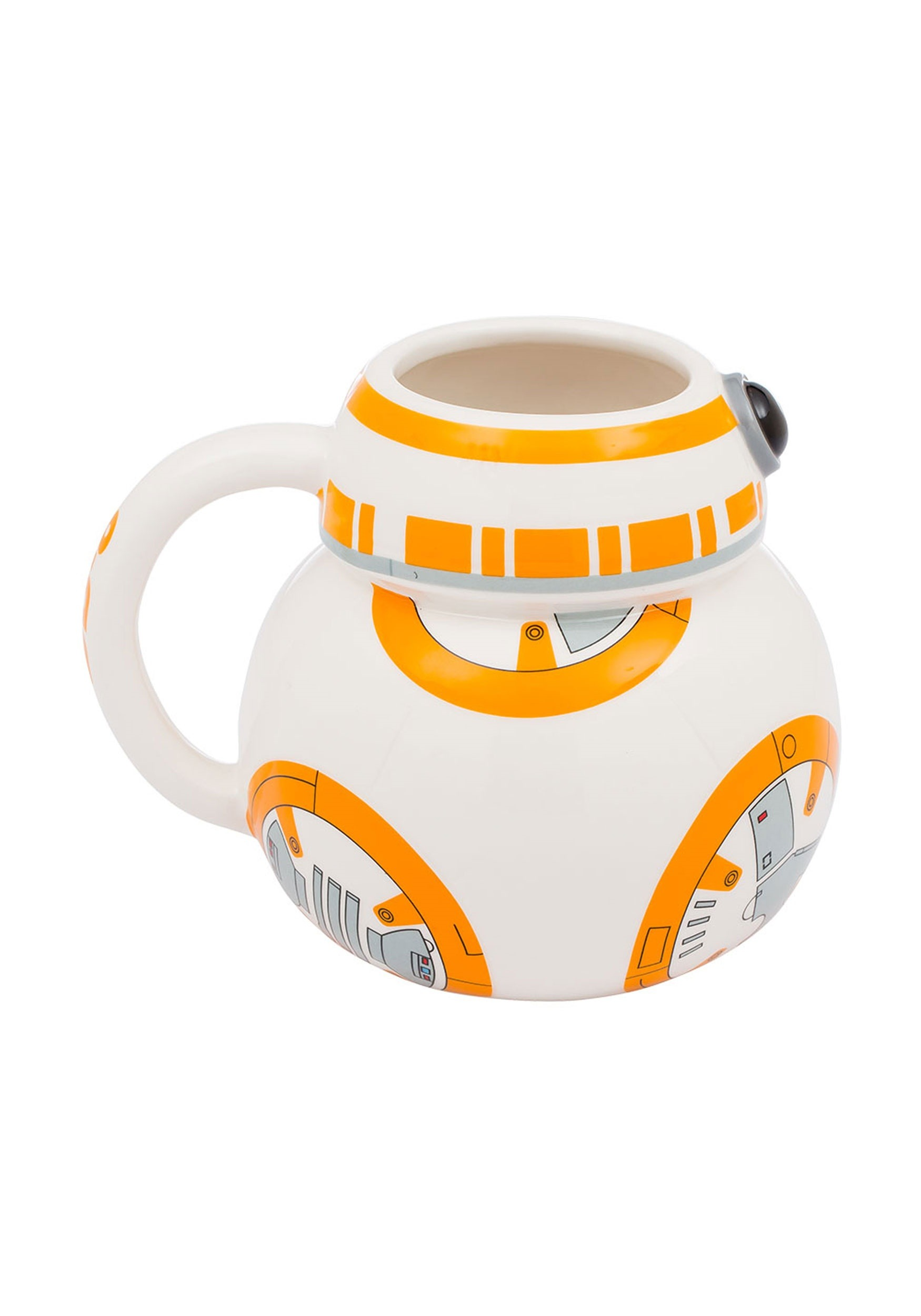 Star Wars BB-8 Sculpted Droid Mug