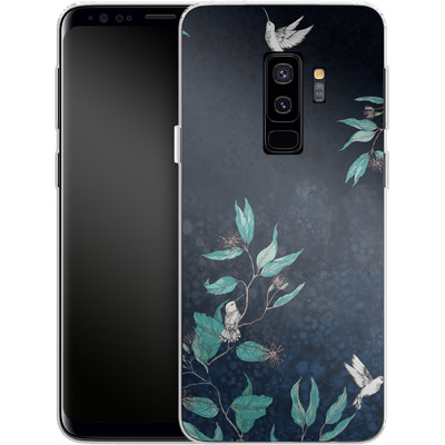Samsung Galaxy S9 Plus Silikon Handyhuelle - Tranquility von Stephanie Breeze