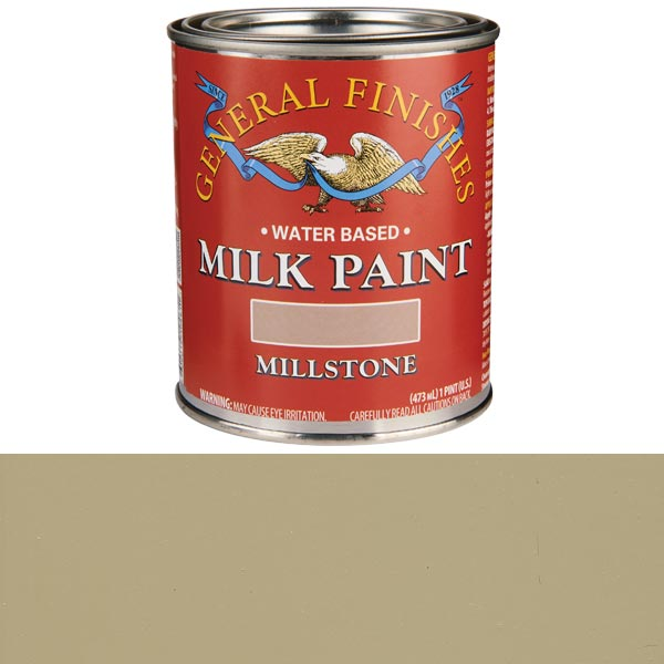 Millstone Milk Paint Water Based Pint