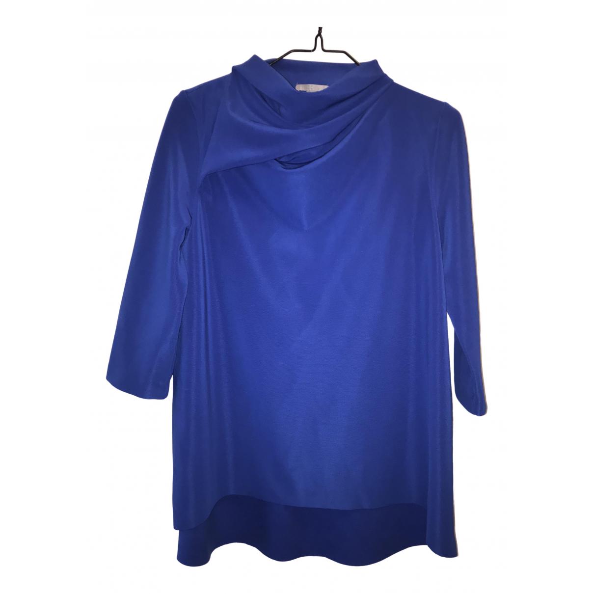 Cos - Top   pour femme - bleu