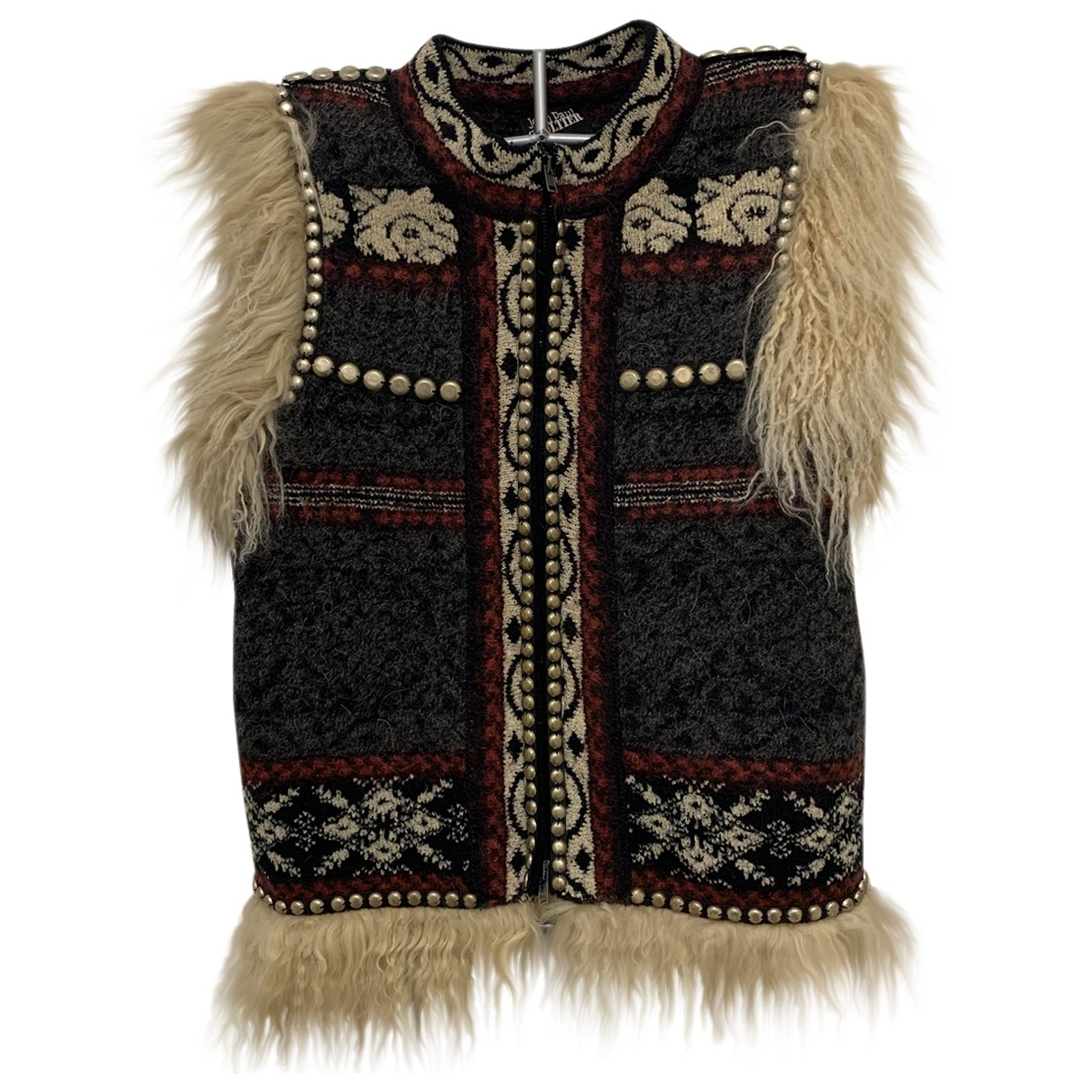 Jean Paul Gaultier \N Jacke in  Bunt Wolle