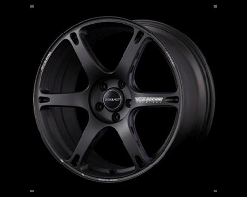 Volk Racing WVD6241DMT TE037 6061 Wheel 19x8.5 5x100 41mm Matte Gunblack