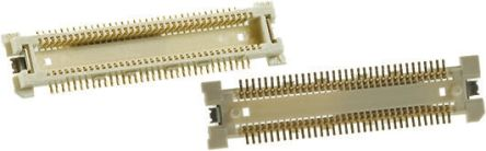 Hirose , FX11, 68 Way, 2 Row, Straight PCB Header (1000)