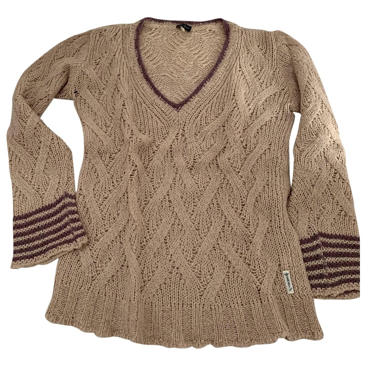 Armani Jeans \N Beige Knitwear for Women 44 IT