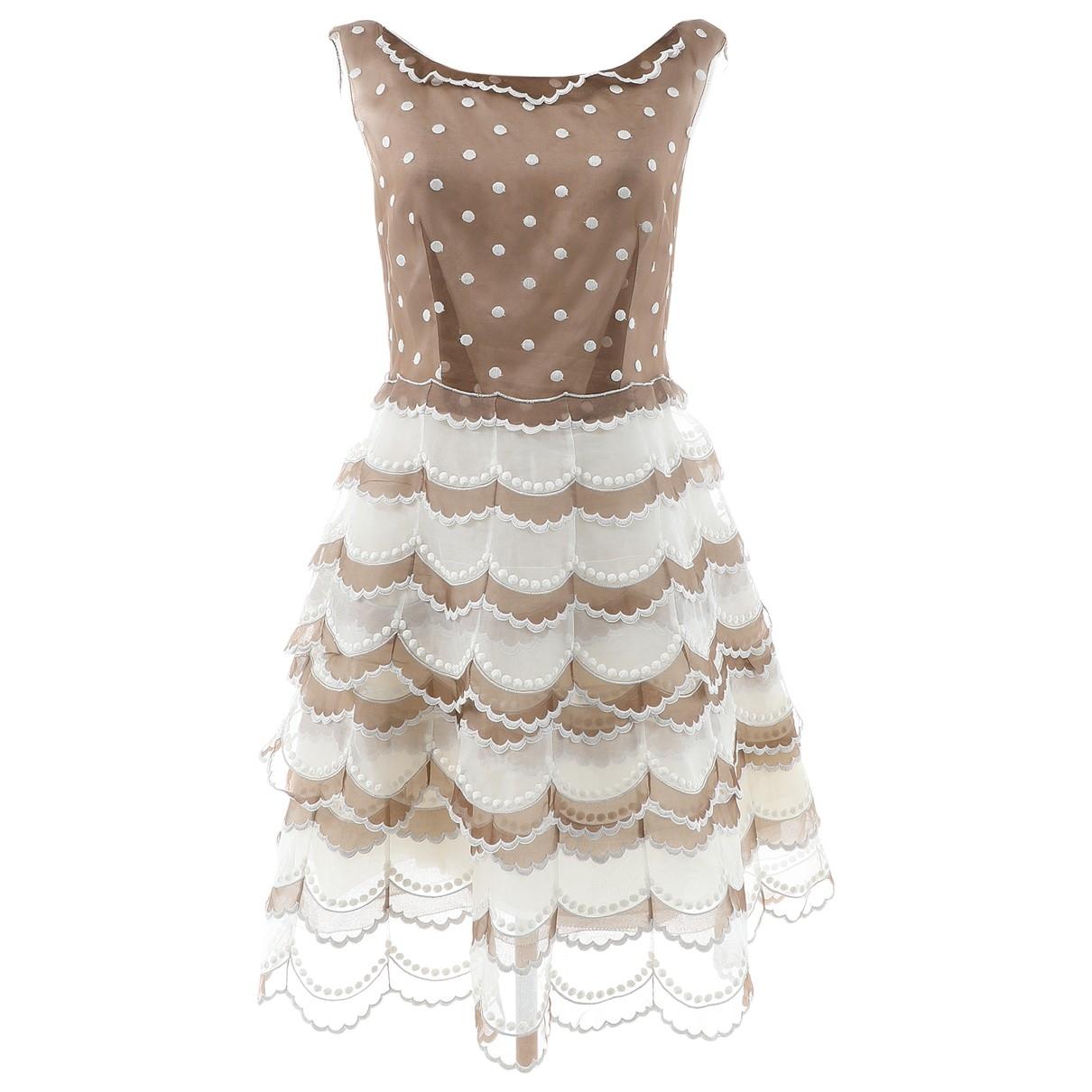 Marc Jacobs \N Kleid in  Bunt Baumwolle